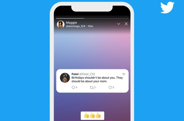 Twitter brings disappearing 'fleets' to everyone