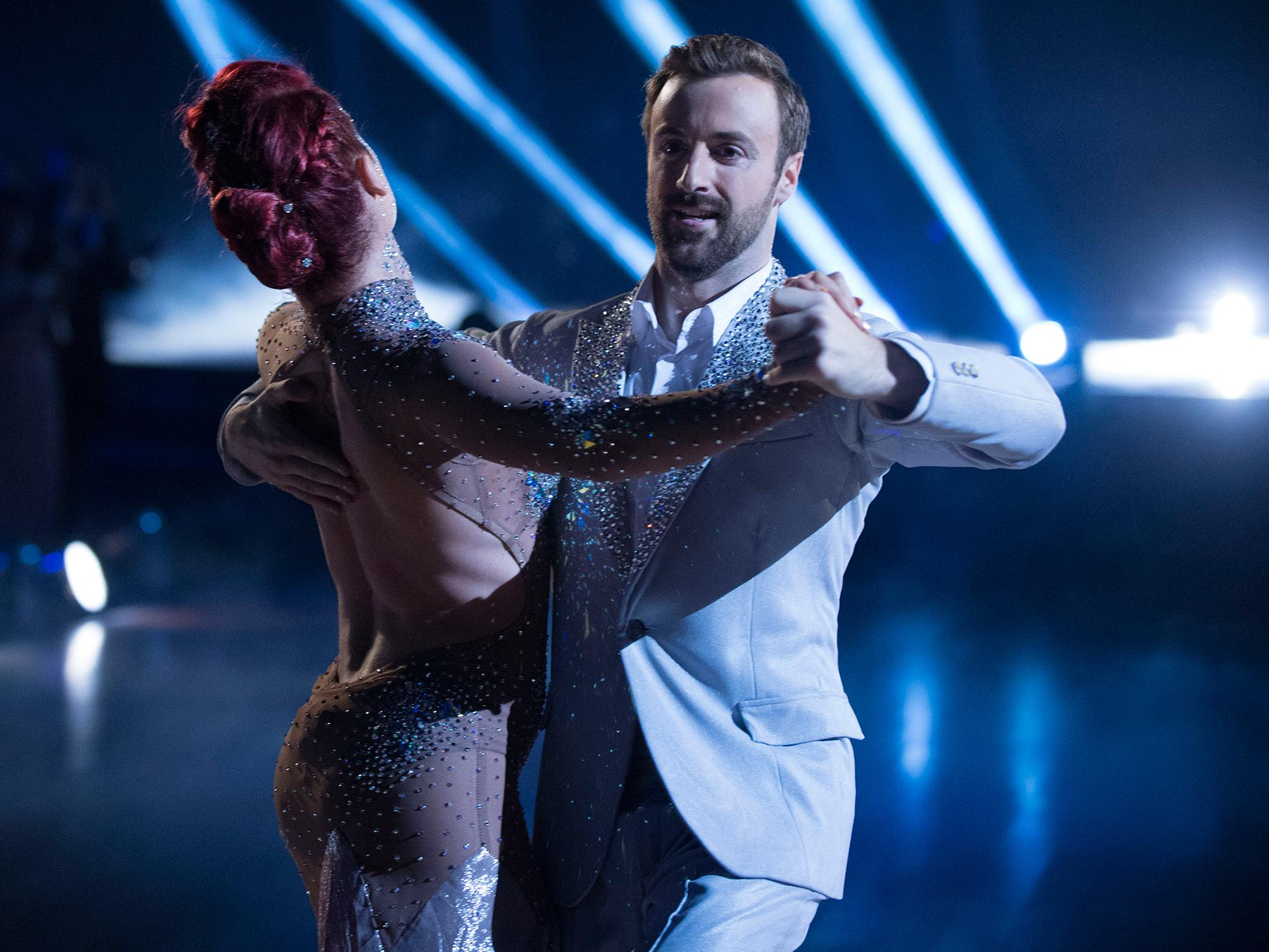 What Happened To Sharna Burgess On Dancing With The Stars