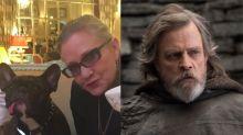 El adorable perro de Carrie Fisher tienen un cameo en Star Wars: Los últimos Jedi