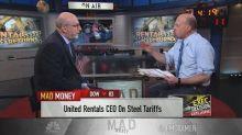 United Rentals CEO defends Q1 results, talks benefits of ...