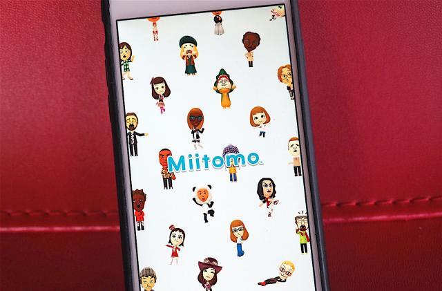 Nintendo's 'Miitomo' app passes 10 million users