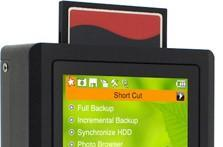Sanho introduces HyperDrive COLORSPACE UDMA photo backup drive
