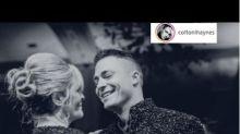 Colton Haynes se despide de su madre