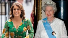 How Princess Eugenie's royal baby will shift the line of succession