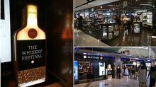 【香港美食旅遊】DFS香港國際機場威士忌嘉年華, 精選威士忌低至5折