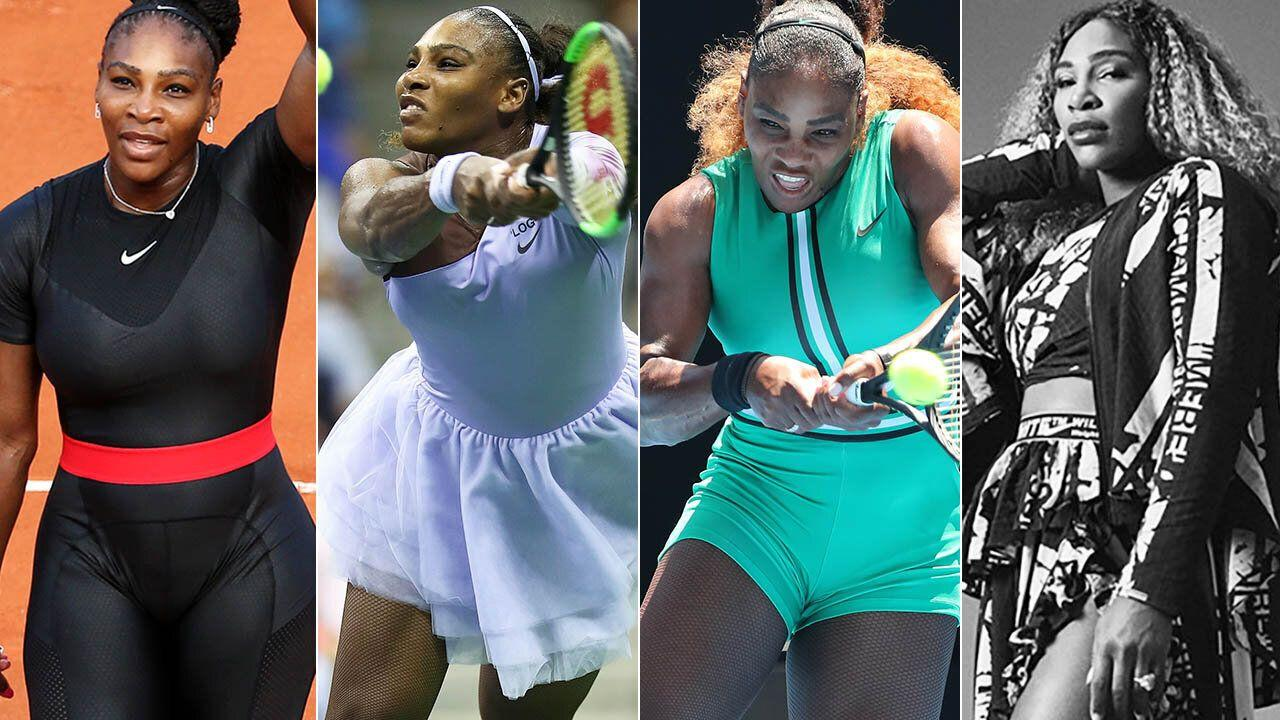 Serena Williams' subtle swipe at French Open officials in new outfit