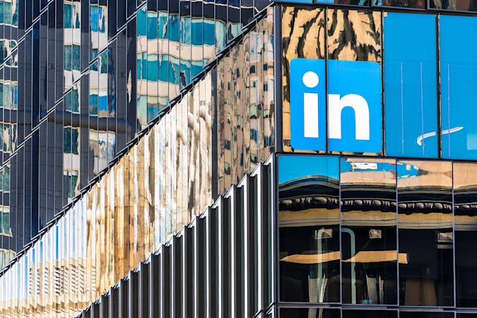 LinkedIn headquarters in downtown San Francisco