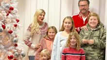 Tori Spelling and Dean McDermott Celebrate 14-Year Wedding Anniversary: 'We've Been Through a Lot'