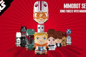 Mimoco announces new line of Star Wars-themed flash drives