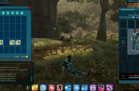 The Repopulation lets players customize outfits to their hearts' content