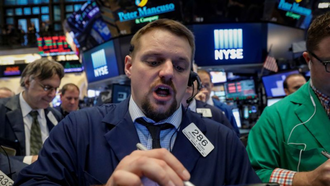 Wall St. flat in low volume session