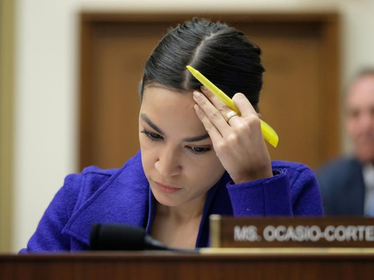 Alexandria Ocasio-Cortez says Green New Deal rollout was 'a mistake'