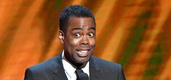 Chris Rock's 'bet he white' joke slammed as 'racist'