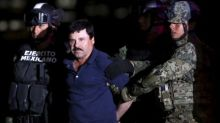 Mexico's El Chapo: From most wanted kingpin to extradited jailbird