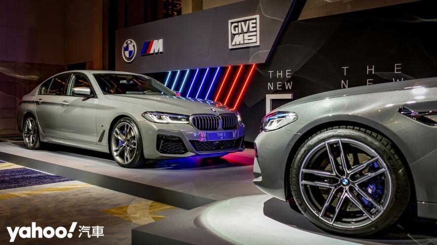 注意!紳裝暴徒來襲!2021 BMW M5、M550i與M2 CS登場! - 13