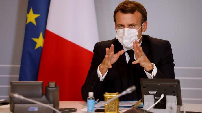 Emmanuel Macron donnera une interview au média en ligne Brut ce jeudi