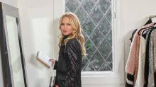 How Rachel Zoe Dresses For A Night Out