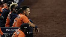 The Astros' past finally catches up to them, one game shy of a return to the World Series