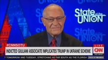 Dershowitz Can't Give a Straight Answer on Impeachment Role