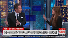 Chris Cuomo calls out Trump 2020 campaign adviser Kimberly Guilfoyle for lying in heated exchange