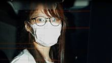 Japan says concerns over Hong Kong growing, after activist Agnes Chow arrested