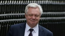 David Davis: 'I don't have to be very clever to do my job' as Brexit secretary