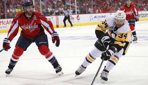NHL: Kühnhackls Penguins verlieren gegen Washington