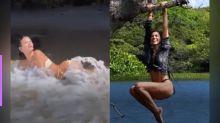 Bruna Marquezine passa perrengues chiques no Ceará