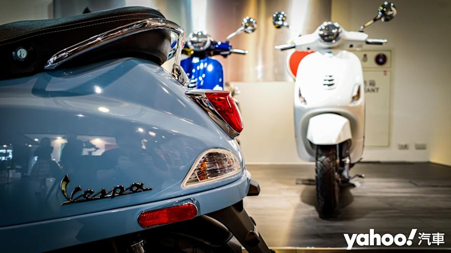 再給你一次機會!2020 Vespa LX 125 i-get FL都會試駕! - 8
