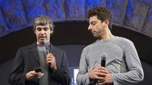 Los fundadores de Google, Larry Page y Sergey Brin, abandonan sus cargos en la empresa