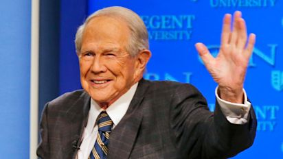 """Pat Robertson Attacks Donald Trump's Stance On Sending Troops Against Protesters: """"It Isn't Cool"""""""