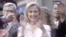Why Hillary Clinton's 'Macarena' moment from the 1996 DNC is still going viral