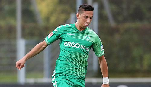 2. Liga: Fürth-Stürmer Zulj in der Premier League gefragt