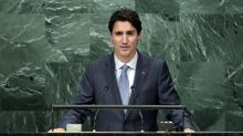 Trudeau's UN speech highlights sad history of Canada's relationship with Indigenous peoples