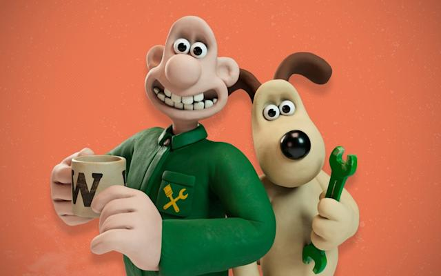 Wallace and Gromit get their first AR story in 'The Big Fix Up'