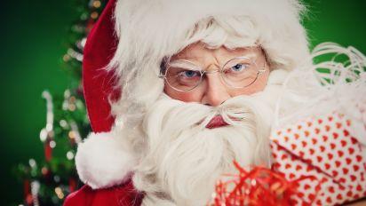 Real-life 'Bad Santa' has R-rated meltdown