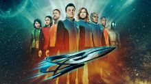 The Orville is just Star Trek fan-fiction, but that's not such a bad thing