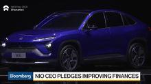 NIO Pledges Improving Finances Even as Tesla Challenge Looms