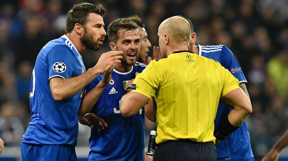 Juventus-Barcellona a Marciniak: è l'arbitro del 4-0 contro il PSG