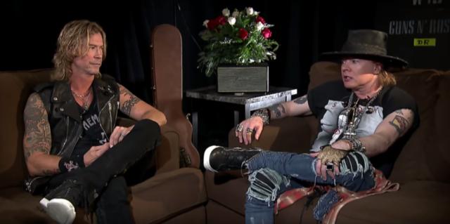 Axl Rose Explains Why Izzy Stradlin Isn't Part Of GN'R Reunion, Izzy Calls Bullshit