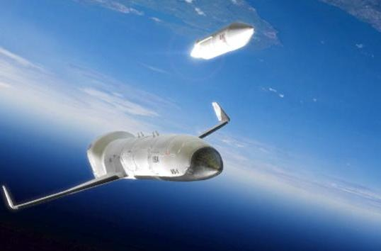 DARPA picks the first companies that will work on its unmanned spaceplane