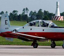 2 crew killed in U.S. Navy training plane crash in Alabama identified