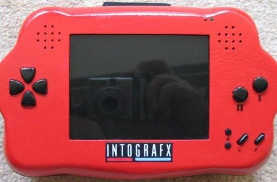 Bacteria's back at it with IntoGrafx portable TurboGrafx-16