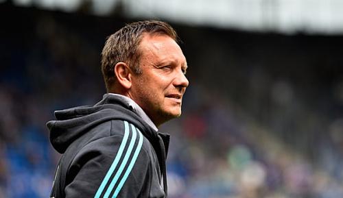 """2. Liga: 96-Coach Breitenreiter """"erholt und motiviert"""""""