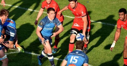 Rugby - Top 14 - Première victoire à l'extérieur pour le LOU à Castres et Montpellier écrase Grenoble