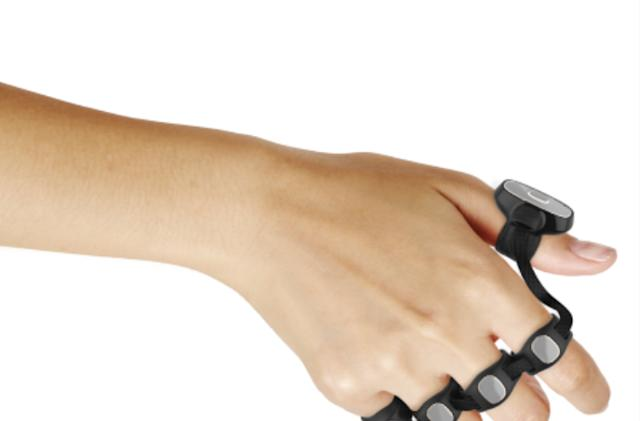 Tap's wearable keyboard makes typing in VR applications a breeze