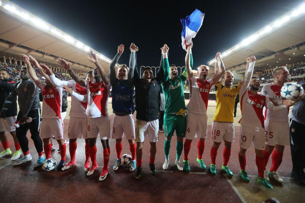 Ligue des champions: énorme, Monaco déboule en demi-finales