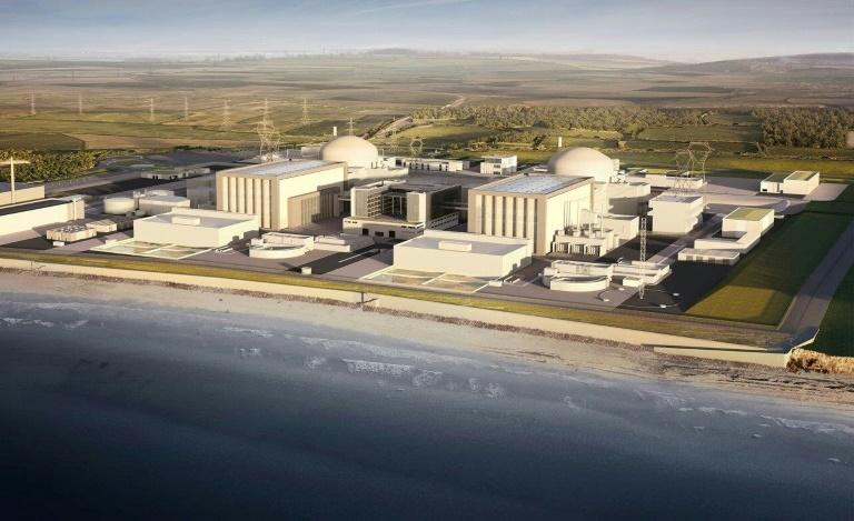 After Huawei, spotlight on China's role in UK nuclear power
