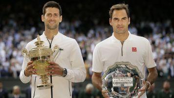 Djokovic could catch Federer, Nadal