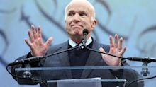Monday's Morning Email: McCain Takes A Swipe At Trump For Draft Dodging